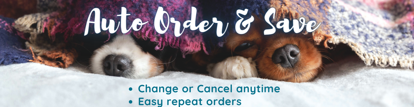 Sign up to take advantage of Auto Order