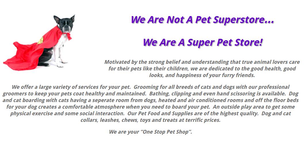 Super Pet Store
