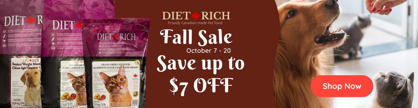Fall Sale Diet Rich