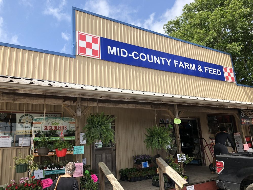 Nederland Mid County Farm And Feed Supply