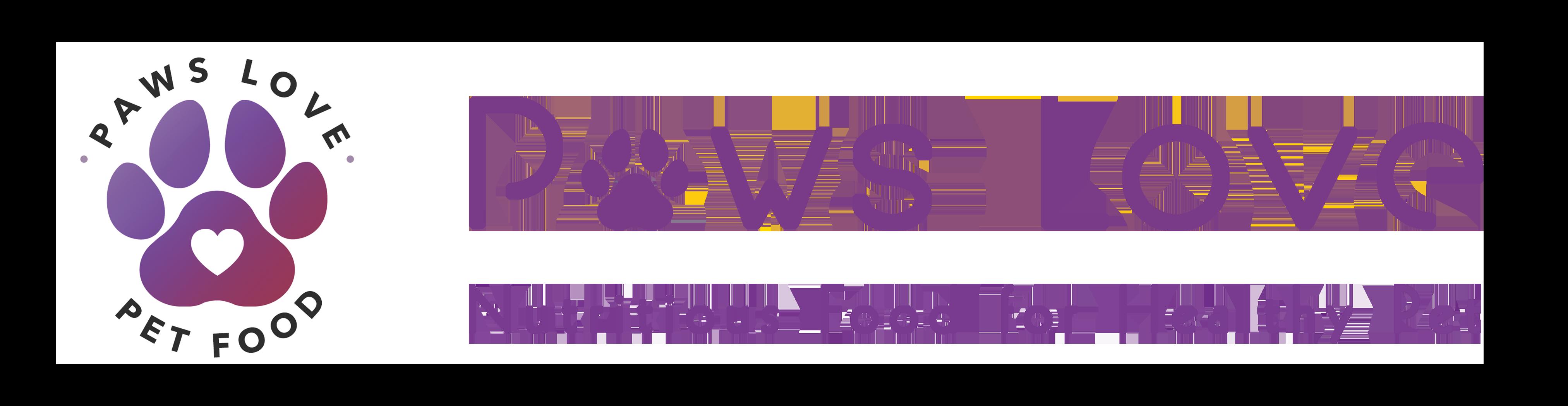 Paws Love Pet Food