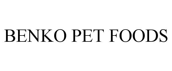 Benko Pet Foods