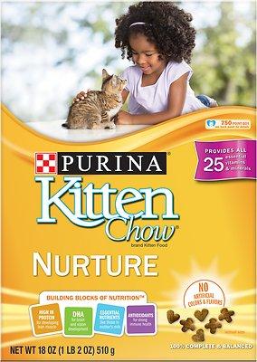 Kitten Chow