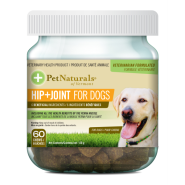 Pet Naturals of Vermont Hip & Joint Chew for Dogs, 60-count (Size: 60-count) Image