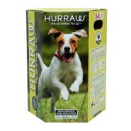 Hurraw Dehydrated Raw Turkey Grain-Free Dry Dog Food, 2.5-kg