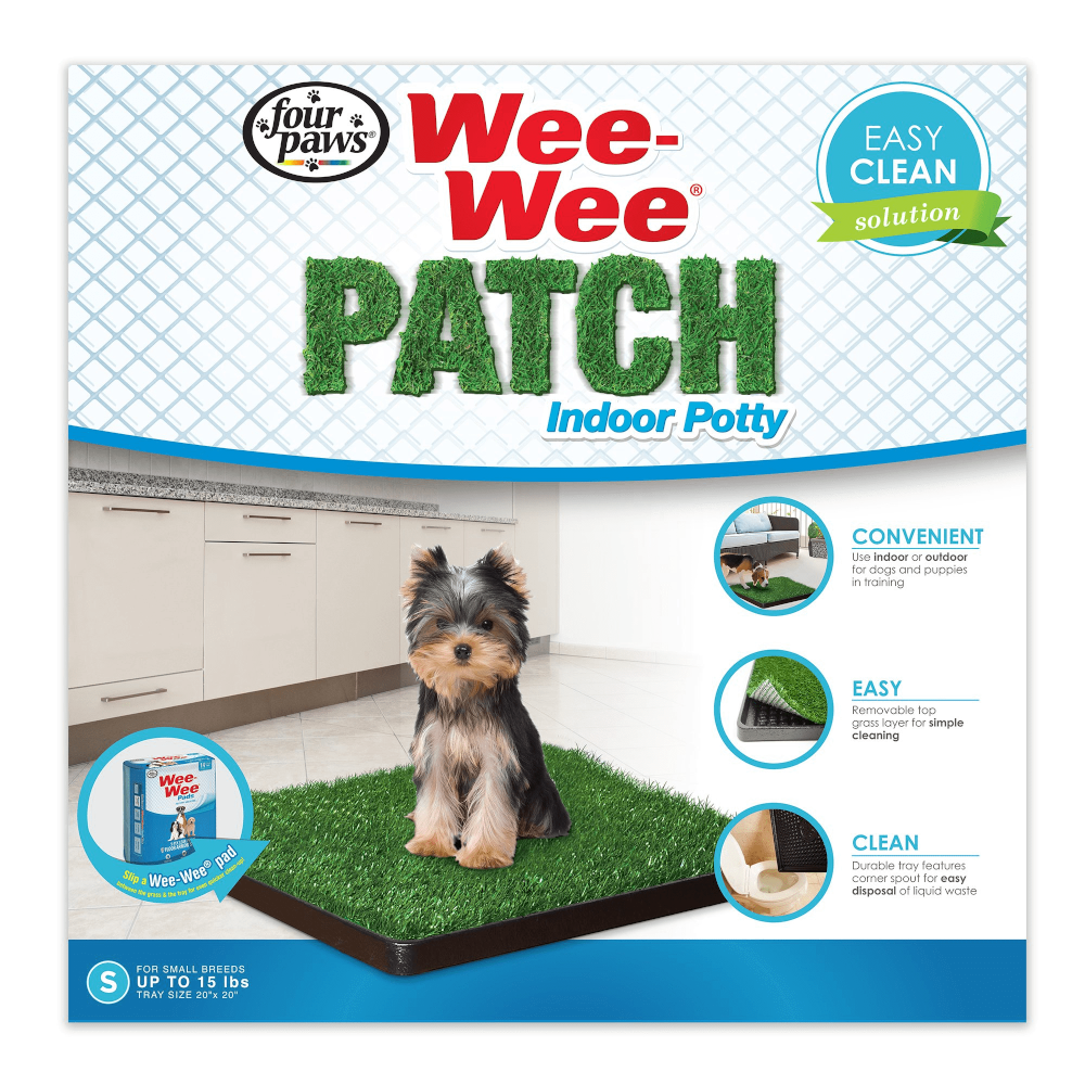 Wee-Wee Patch Indoor Potty, Small