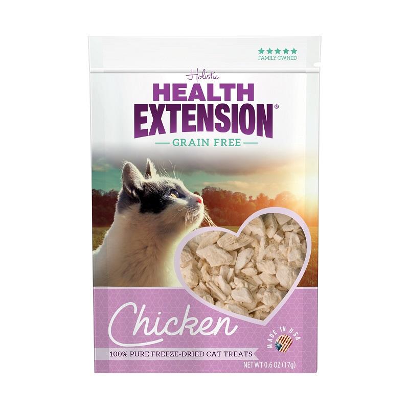 Health Extension Grain-Free Chicken Cat Treat Image