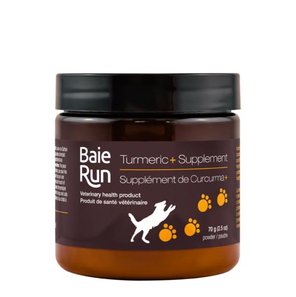 Baie Run Turmeric+ Dog Suppliment Image