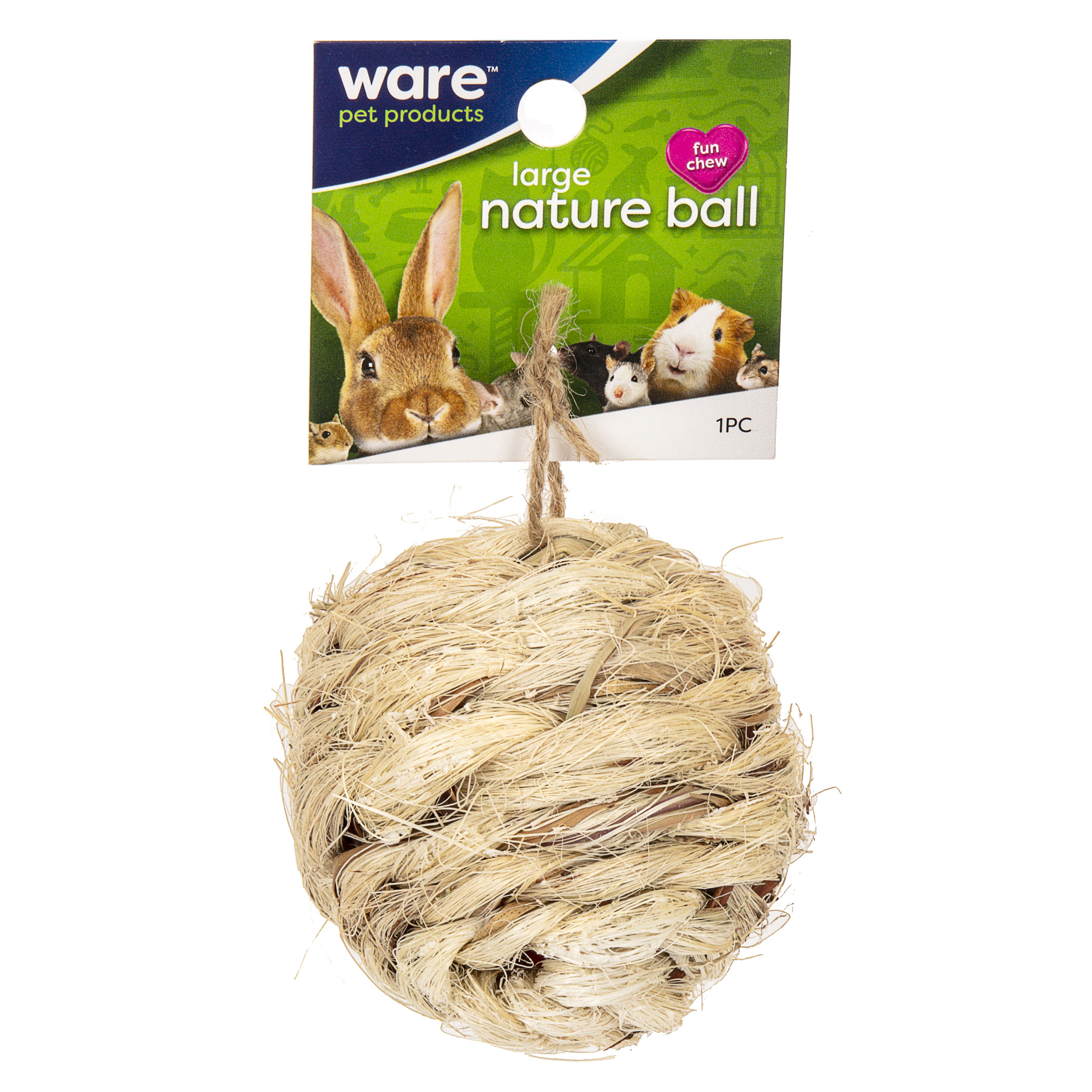 Ware Nature Ball, Small Pet Toy Image