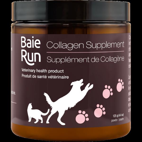 Baie Run Collagen Cat & Dog Supplement, 125-gram