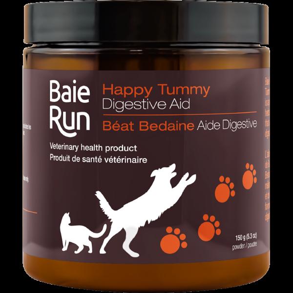 Baie Run Happy Tummy Digestive Aid Cat & Dog Supplement, 150-gram (Size: 150-gram) Image