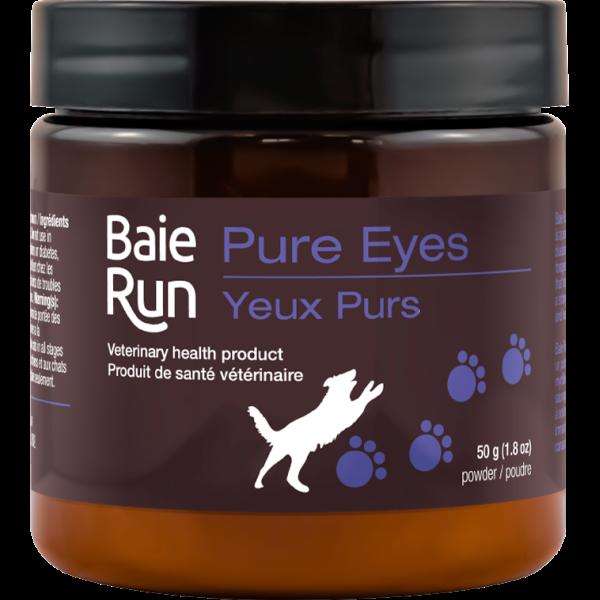 Baie Run Pure Eyes Dog Supplement, 50-gram (Size: 50-gram) Image