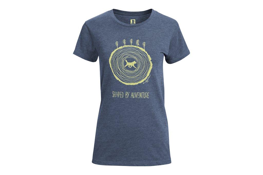 Ruffwear Adventure T-Shirt Women's, Navy, Large