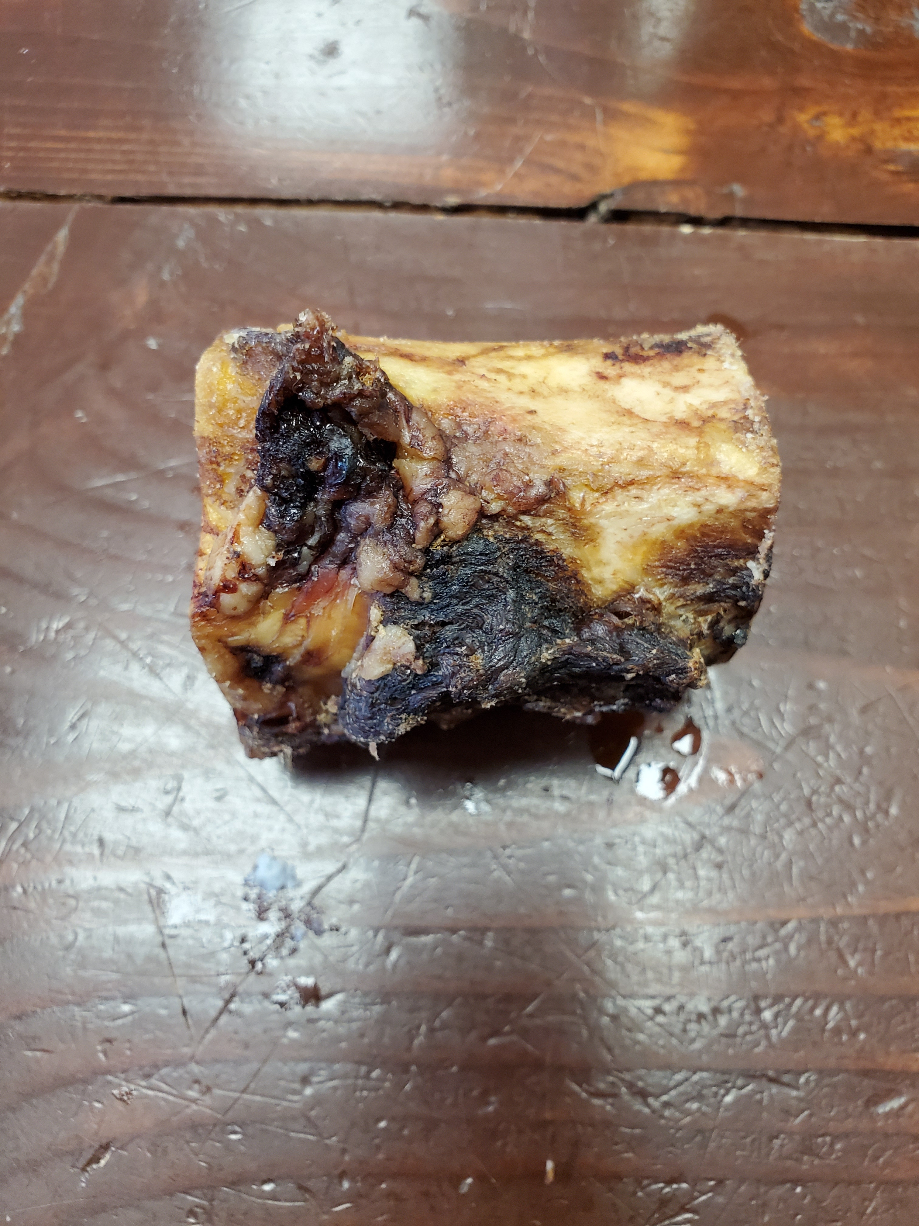 Artisan Farms Beef Marrow Bone, 3-in