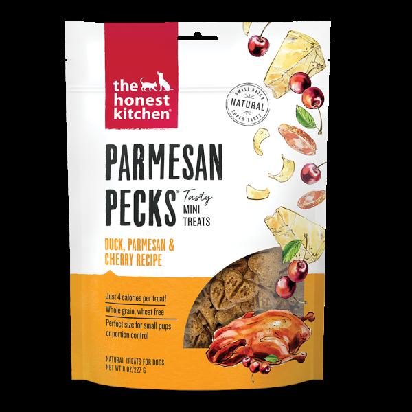 The Honest Kitchen Parmesan Pecks Duck, 8-oz