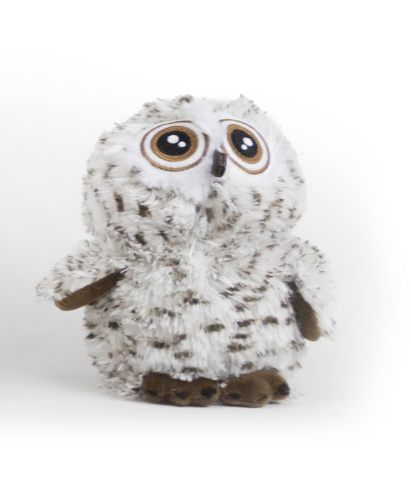 Steel Dog Baby Owl with Ball