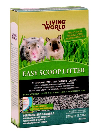 Living World Easy Scoop, 570-g