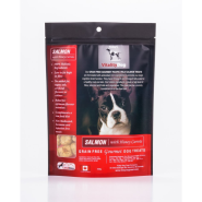 Foley's VitalityDog Salmon with Honey Carrots Grain-Free Dog Treats, 454-gm