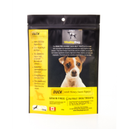 Foley's VitalityDog Duck with Honey Sweet Papaya Grain-Free Dog Treats, 454-gm
