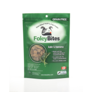 FoleyBites Kale & Banana Grain-Free Dog Treats, 400-gm