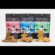 Foley's Winterbites Peanut Crunch Grain-Free Dog Treats, 300-gm