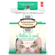 Oven-Baked Tradition Nature's Code Urinary Tract Dry Cat Food, 2.5-lb