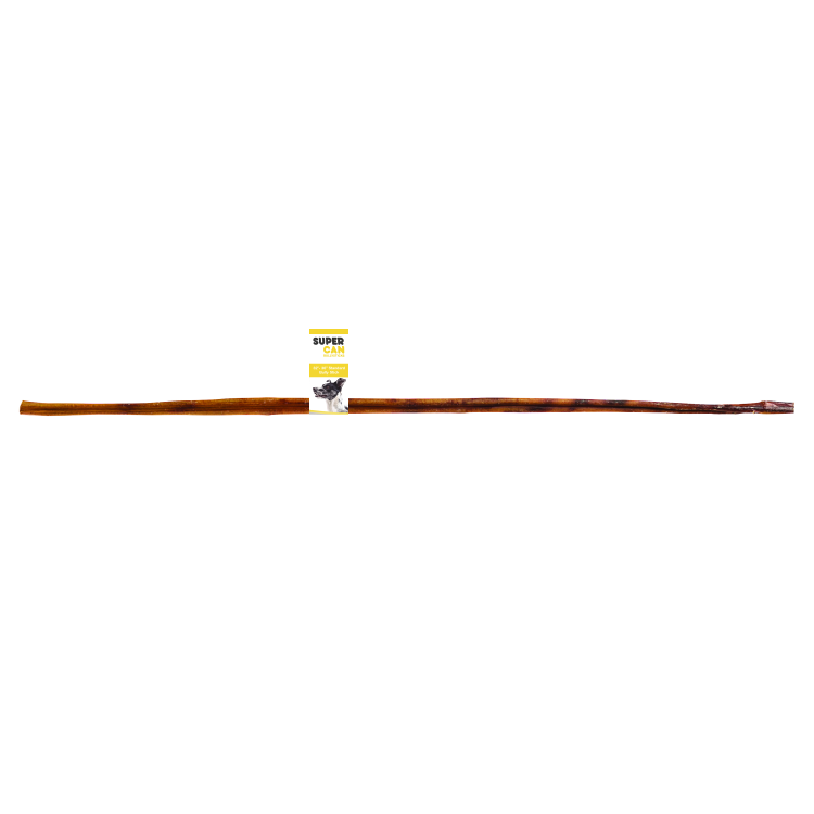 """SuperCan 32""""-36"""" Bully Stick, 1-count"""