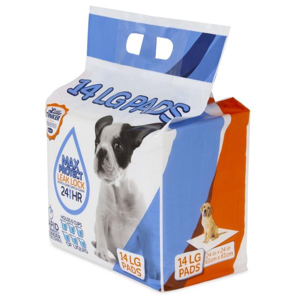Precision Little Stinker Housebreaking Dog Pads, Large Image