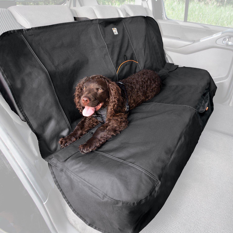 Kurgo Bench Seat Cover, Charcoal Grey