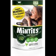 VetIQ Minties Chicken Dental Cat Treats, 2.5-oz