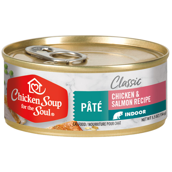 Chicken Soup for the Soul Indoor Canned Cat Food Image