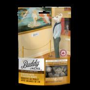 Buddy Jack's Chicken & Flaxseed Recipe Grain-Free Dog Treats, 198-gram