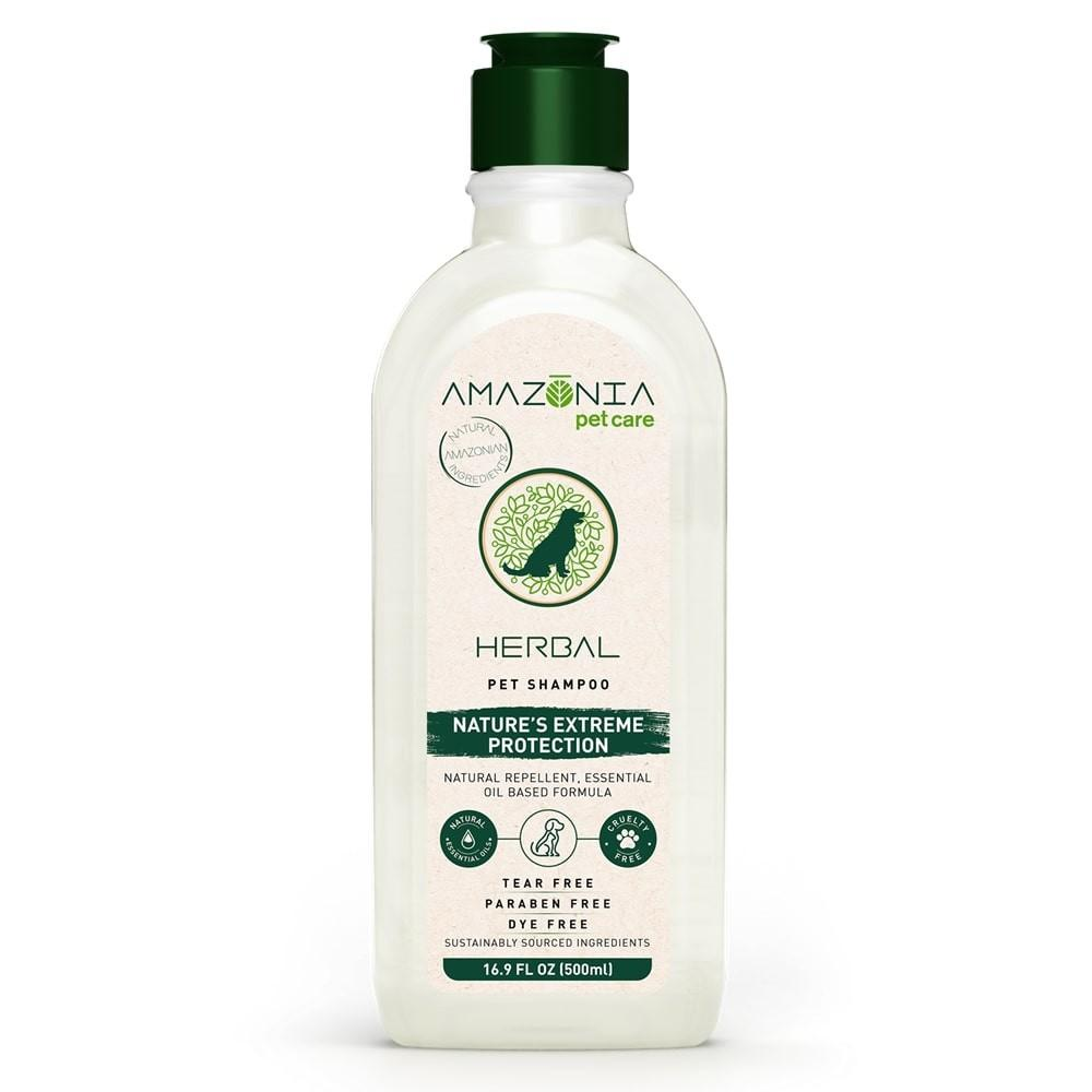 Amazonia Herbal Protection Pet Shampoo, 16.9-oz