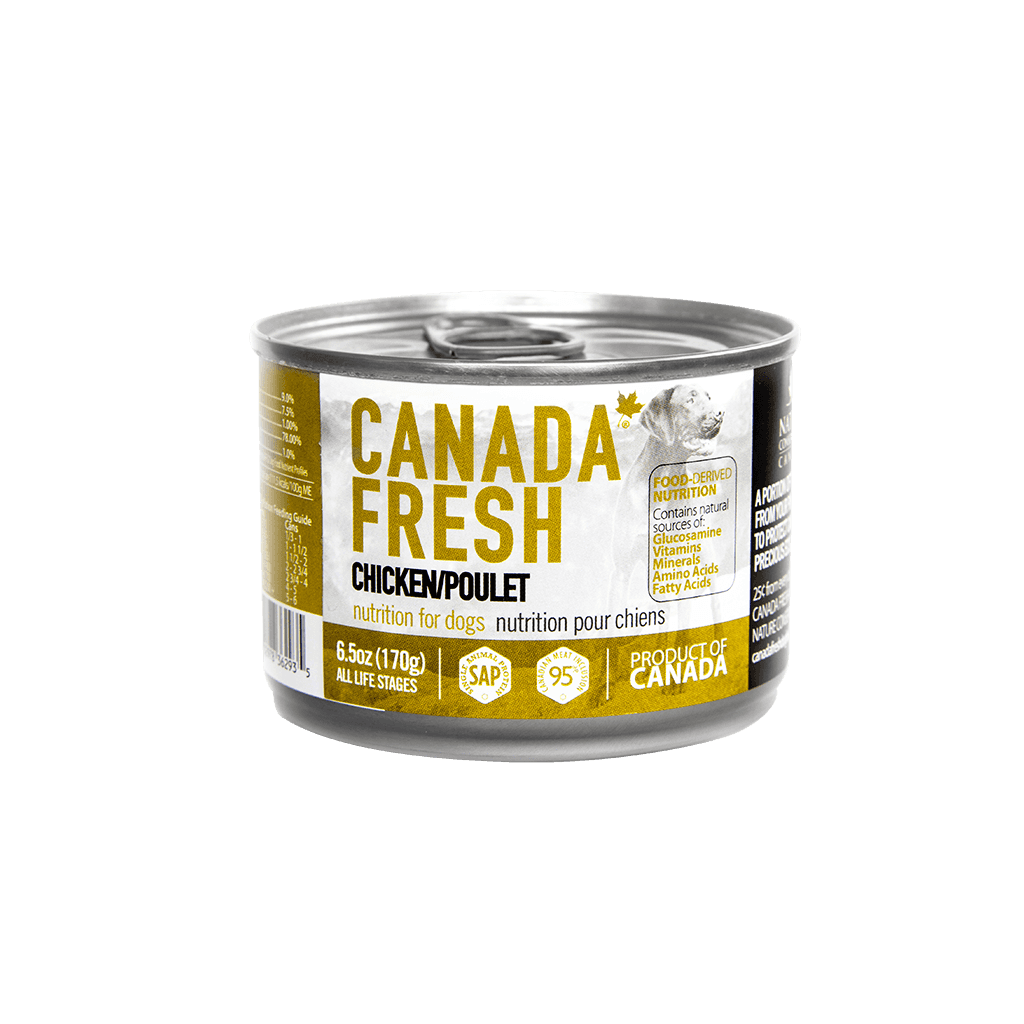 PetKind Canada Fresh Chicken Formula Wet Dog Food Image