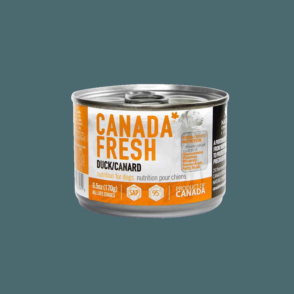 PetKind Canada Fresh Duck Formula Wet Dog Food Image