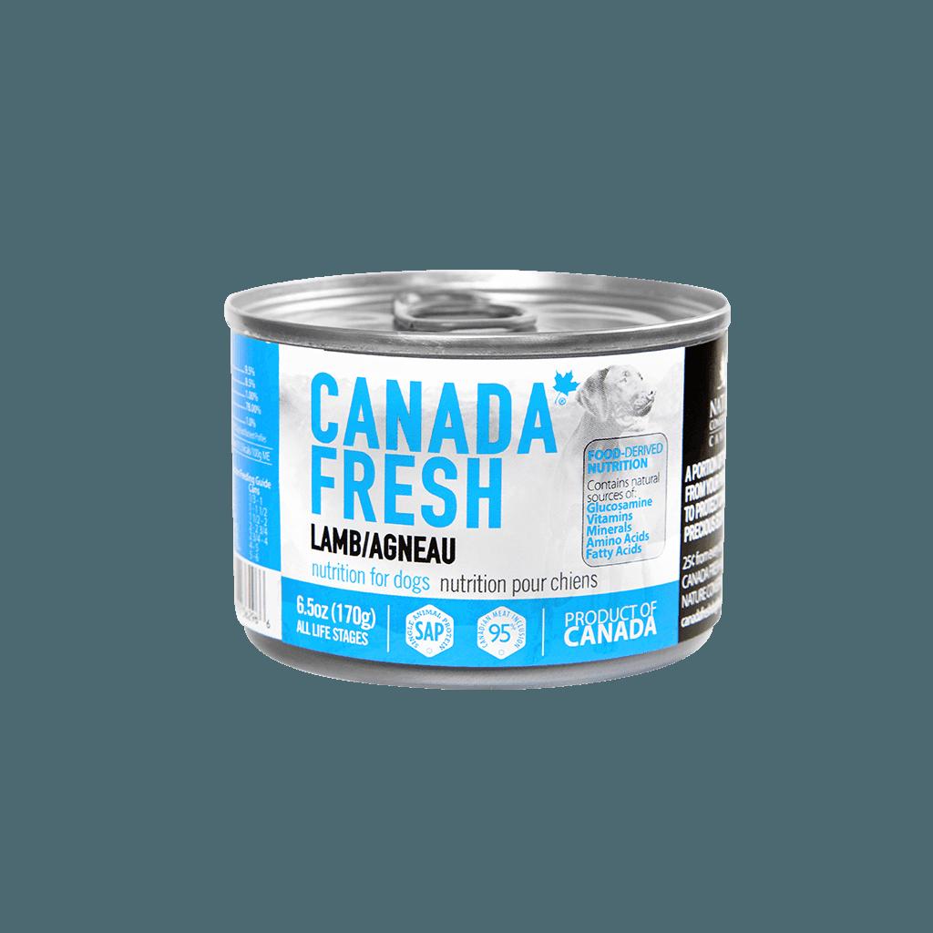PetKind Canada Fresh Lamb Formula Wet Dog Food Image