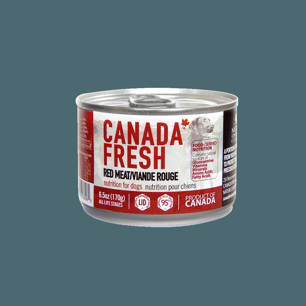 PetKind Canada Fresh Red Meat Formula Wet Dog Food Image
