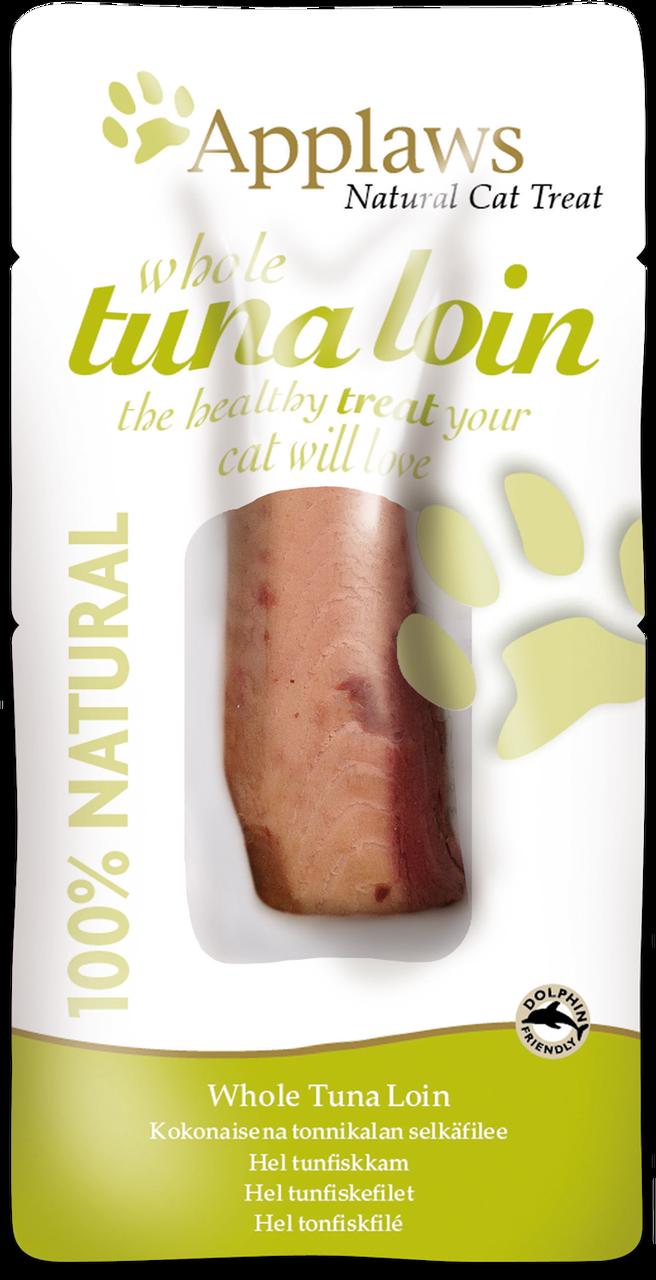 Applaws Whole Tuna Loin Cat Treat, 1.06-oz (Size: 1.06-oz) Image