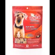 Foley Dog'n It Exotic Elk & Wildberry Dog Treats, 454-gm