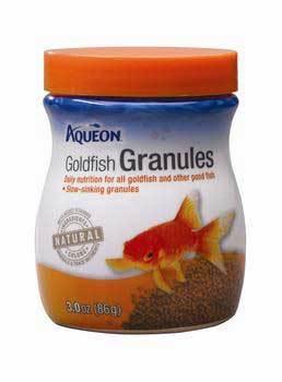 Aqueon Aga Goldfish Granules, 3-oz (Size: 3-oz, Size: 3-oz) Image
