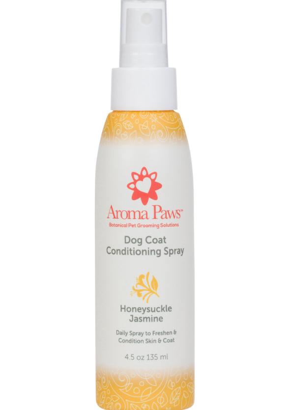 Aroma Paws Coat Spray Honeysuckle Jasmine, 4.5-oz