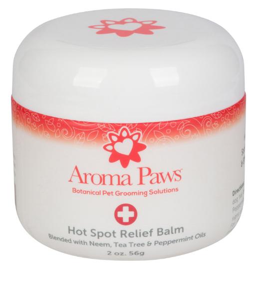 Aroma Paws Hot Spot Relief Balm, 2-oz