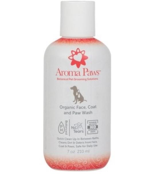 Aroma Paws Organic Ear Wash, 7-oz