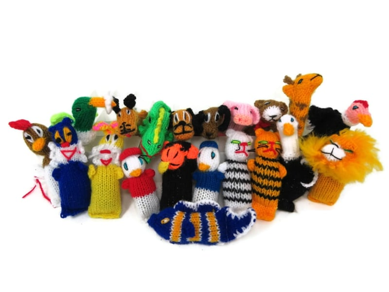 Chilly Dog BarnYarn Animals Catnip Toy, Assorted, 1-count
