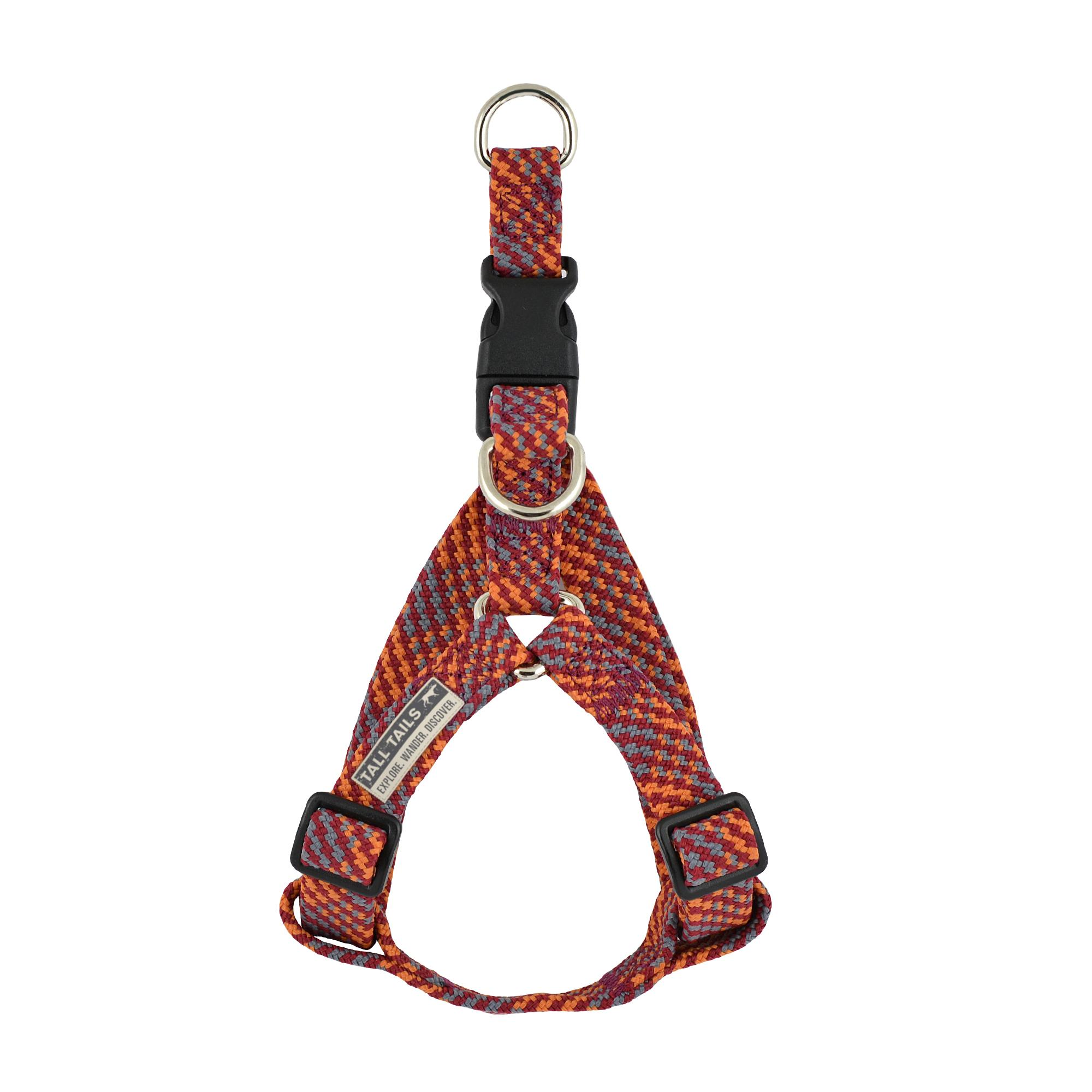 Tall Tails Braided Dog Harness Image
