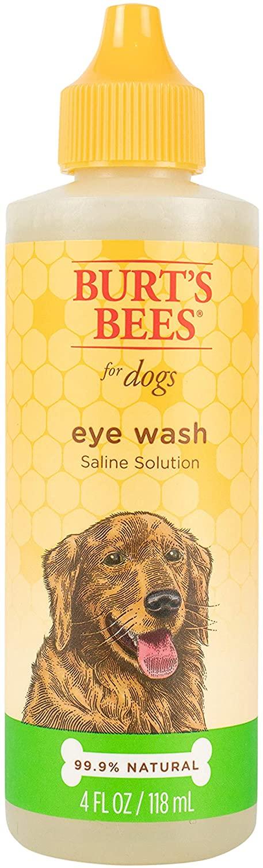 Burt's Bees Dog Eye Wash Solution, 4-oz bottle