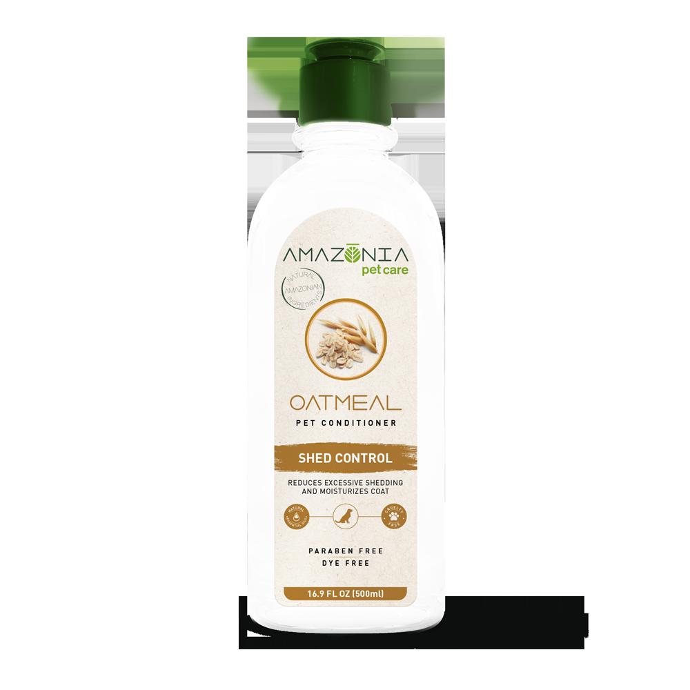 Amazonia Oatmeal Pet Shampoo, 16.9-oz Image