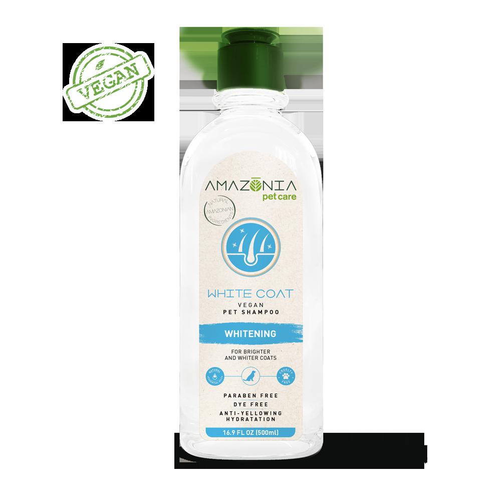Amazonia White Coat Pet Shampoo, 16.9-oz