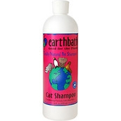 Earthbath 2-in-1 Light Wild Cherry Conditioning Cat Shampoo, 16-oz bottle Image