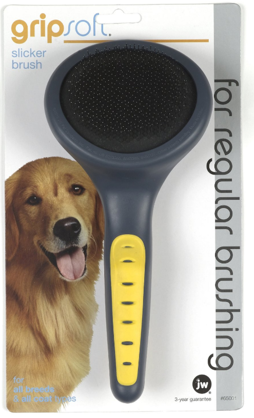 JW Pet Gripsoft Slicker Brush